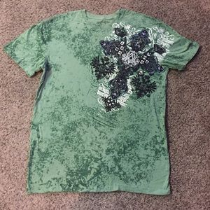 Archaic Affliction T-Shirt Sz XL Used